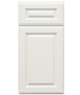 Deisgner Fairfield Creme raised panel