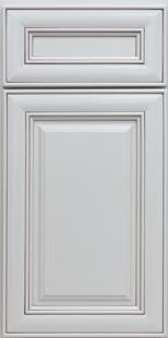 Fairfield Crème Raised Panel Cabinet